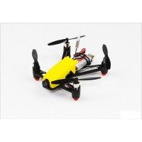 Q100 Indoor Mini FPV Quadcopter with Brushed Motor