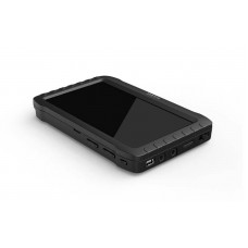 5-inch HD Portable Wireless Mini DVR   No blue screen