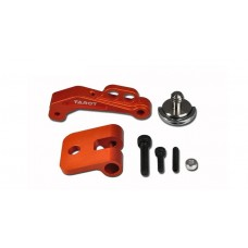 FPV Display Mounting Bracket Shortcut TL80019-01 Orange/Silver